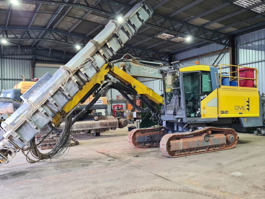 Drill Rig - Workshop