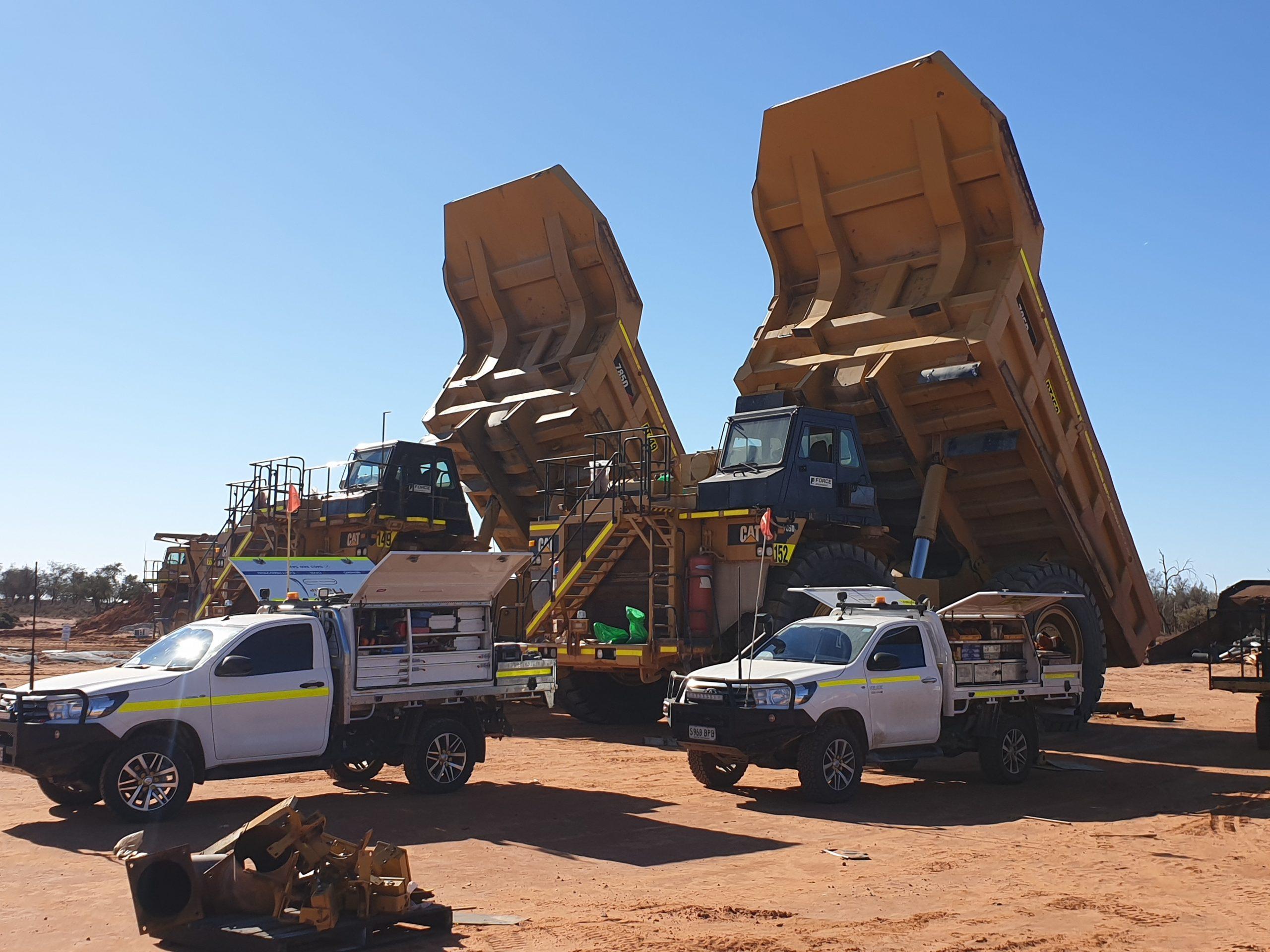 Dump Truck Commission